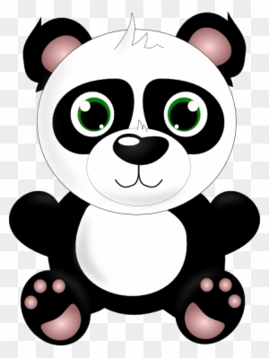 Panda Clipart Transparent Png Clipart Images Free Download Clipartmax
