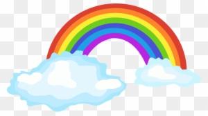 regenbogen clipart gambar awan dan pelangi kartun free transparent png clipart images download regenbogen clipart gambar awan dan
