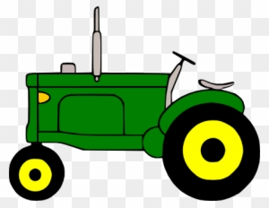 Tractor Svg Tractor Cricut And Silhouettes Tractor Draw John Deere Tractor Free Transparent Png Clipart Images Download