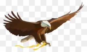 American Flag Eagle Clip Art Transparent Png Clipart Images Free