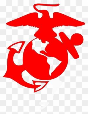 marine corps emblem clip art transparent png clipart images free