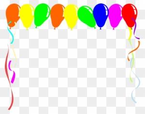 Balloon Border Template Free Balloons Border Free Download - Balloon ...