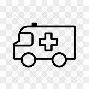 Ambulance Medical Emergency Aid Accident Alert Dibujos De