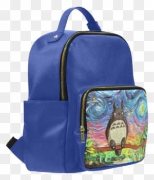 Anime My Neighbor Totoro Nylon Backpack Bag Waterproof Satchel Shoulder Bag  School Bag Cosplay Bag Gifts   Wish