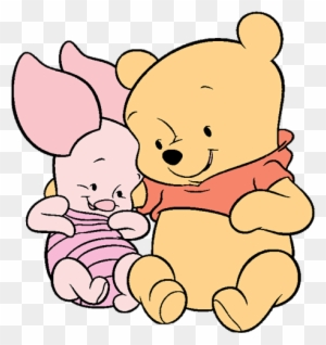 Winnie The Pooh Baby Clipart Cute Pooh Coloring Pages Free Transparent Png Clipart Images Download