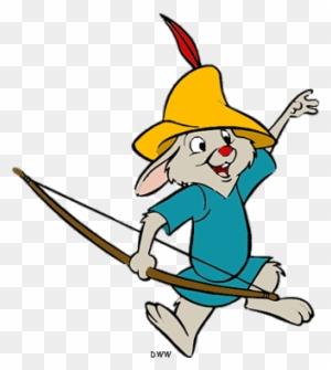 Free Archery Clipart Image Disney Robin Hood Rabbit Free