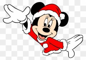 disney christmas clip art minnie mouse christmas cartoon