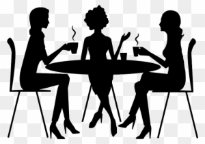 Black Family Dinner Table Clip Art Download Ladies Of The Round Table Free Transparent Png Clipart Images Download