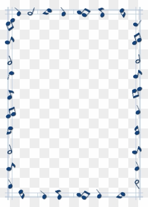 Music Note Border Clipart Transparent Png Clipart Images Free