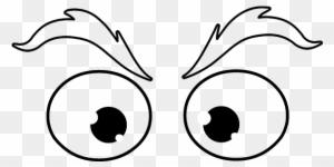 Desenho De Olho Para Colorir E Imprimir Free Transparent Png