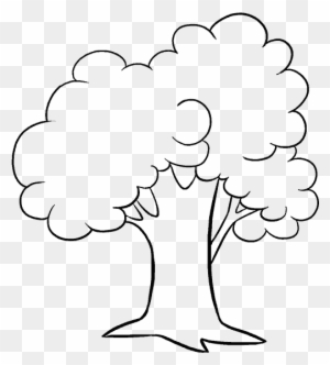 How To Draw A Cartoon Tree Easy Step By Step Drawing Draw A Cartoon Tree Free Transparent Png Clipart Images Download Find & download free graphic resources for trees cartoon. how to draw a cartoon tree easy step by