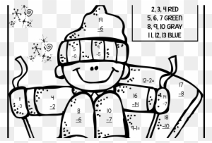 2nd Grade Coloring Pages Math Fall Fraction Christmas - 2nd Grade ...