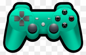 View Playstation Controller Png Cartoon Background