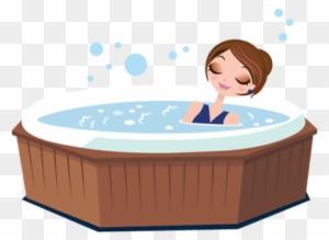 Hot Tub Clip Art Transparent Png Clipart Images Free