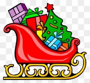 Santa claus sleigh ppt | free powerpoint templates, This template has a  wonderful design with santa claus… | Christmas prints, Santa sleigh  silhouette, Santa sleigh