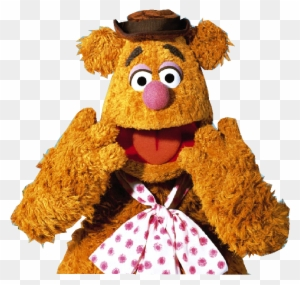 Fozzie Bear From The Muppets Show And Movie Step By Fozzie Bear Png Free Transparent Png Clipart Images Download