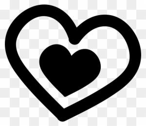 Brand Black And White Heart Black Hand Drawn Heart Free