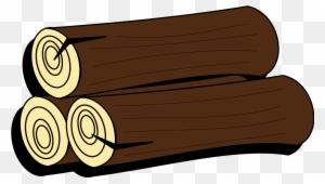 Wooden Cartoon Crowdbuild For Gruffalo Log Pile House