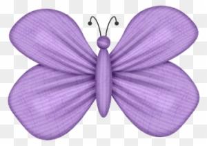 Rosas Mariposas Bonitas Animadas Moradas Free Transparent Png