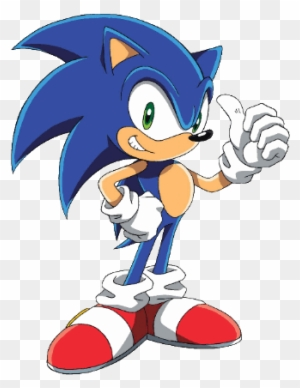 Sonic The Hedgehog Draw Free Transparent Png Clipart Images Download