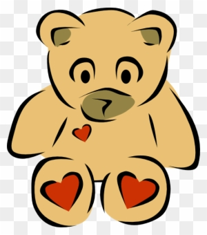 cute babysitting clipart transparent teddy bears with hearts