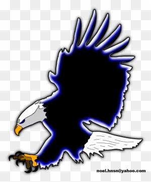 Just Eagles Eagle Logo Design Black And White Png Free