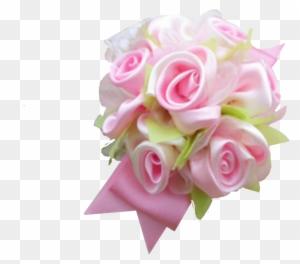 Pink Rose Corsage Clipart Printable Vintage Botanical Prom Corsage