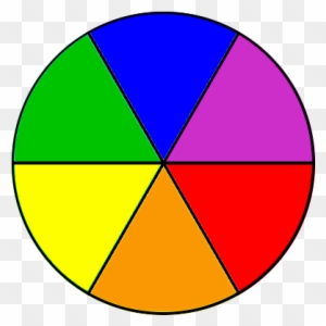 Red Is A Primary Color Orange Is A Secondary Color Basic Color