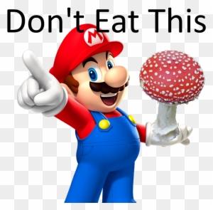 Can Eat A Amanita Muscaria Super Mushroom Raw
