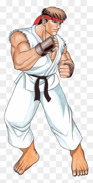 Image Result For Ryu Sprite Png Ryu Street Fighter 2 Free