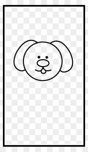 Best How To Draw A Dog Easy Step By Drawing Of Cartoon Easy To
