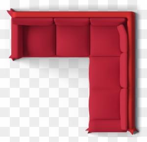 Ektorp Seat Corner Bed Sofa Top L Shaped Sofa Top View