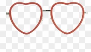 6b97c66bca0 Heart Shaped Kaleidoscope Glasses By Glofx - Heart - Free ...