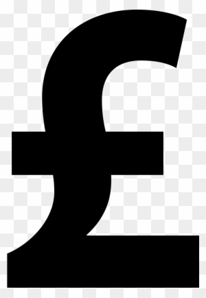 Pound Currency Bold Symbol Comments Pound Sign Png Free