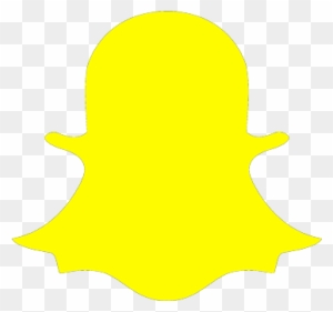 Snapchat Logo Yellow Glow Neon Snapchat Logo Png Free Transparent Png Clipart Images Download