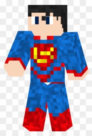 майнкрафт скин supergirl #9