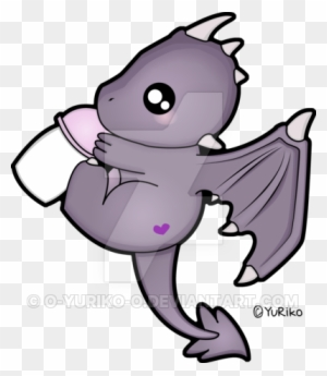 Cute Baby Dragon Drawing Download Adoption Free Transparent Png