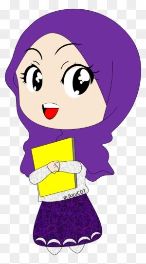 Islamic Art Drawing Cartoon Clip Art Hijab Kid Cartoon Free Transparent Png Clipart Images Download