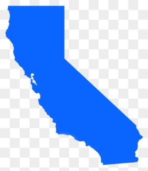 California Map No Background Free Transparent Png Clipart Images