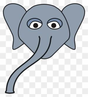 صورة حيوان الفيل Gambar Hewan Gajah Dan Hutan Kartun Free Transparent Png Clipart Images Download