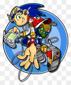 What Human Sonic Would Look Like In Canon Sonic Characters As Humans Free Transparent Png Clipart Images Download