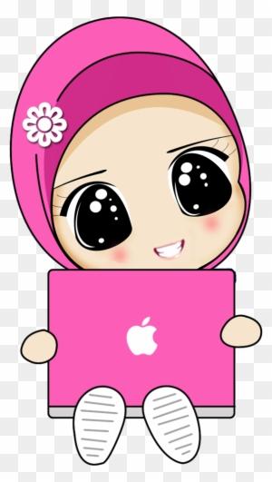 Kumpulan Animasi Muslimah Berpurdah Kartun Muslimah Berpurdah Free Transparent Png Clipart Images Download