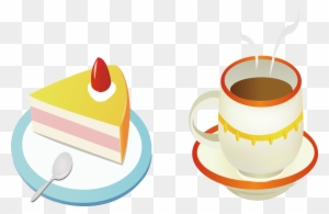 Free Clipart Coffee And Cake Transparent Png Clipart Images Free Download Clipartmax