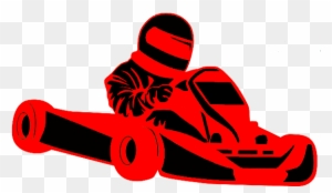 Go Kart Stock Illustrations, Cliparts And Royalty Free Go Kart Vectors