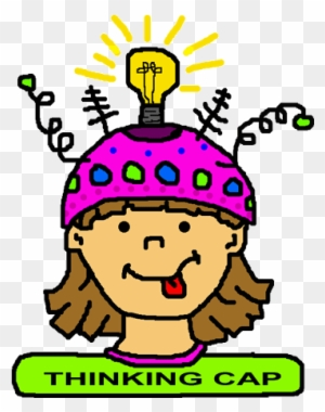 thinking cap clip art see think and wonder free transparent png rh clipartmax com Smart Thinking Clip Art Thinking Hard Clip Art