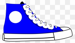 Converse Clipart Animated Pete The Cat Blue Shoes Free