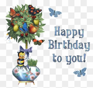 The Collection Of Special And Great Birthday Wishes Happy Birthday Cousin Gifs Free Transparent Png Clipart Images Download