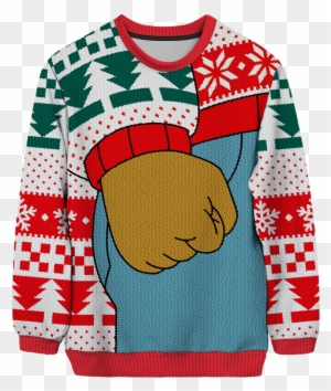 Ugly Christmas Sweaters Clipart Transparent Png Clipart Images Free