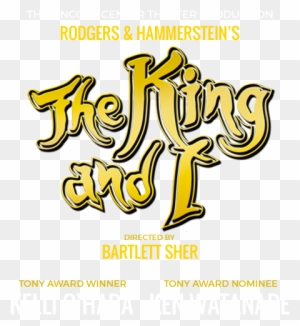 The King I Musical Theatre Free Transparent Png Clipart Images
