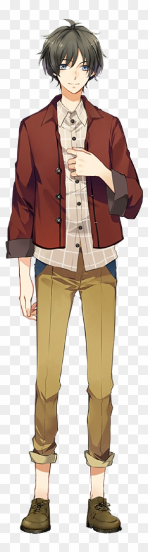 Yoru Anime Boy Full Body Drawing Free Transparent Png Clipart